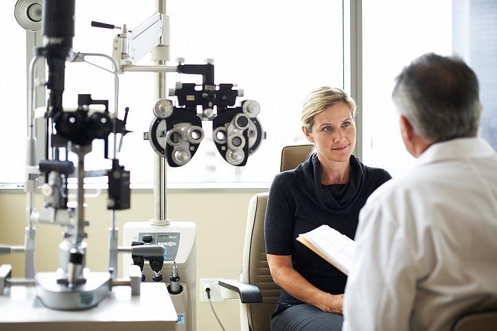 wizyta u okulisty